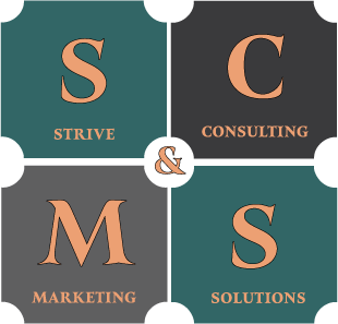 Strive Consulting & Marketing Solutions Logo