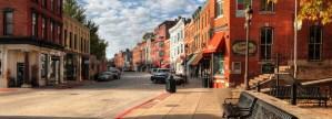 Pre-War Main Street USA