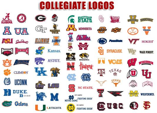 College logos Striving For Wisdom