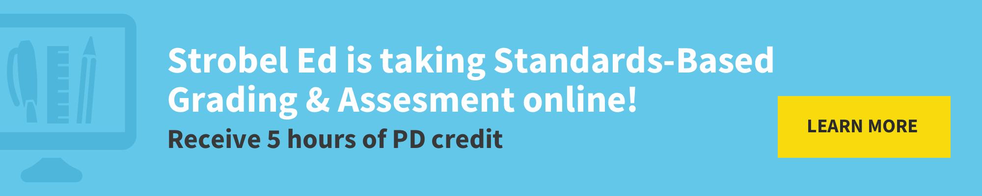 standards based grading online