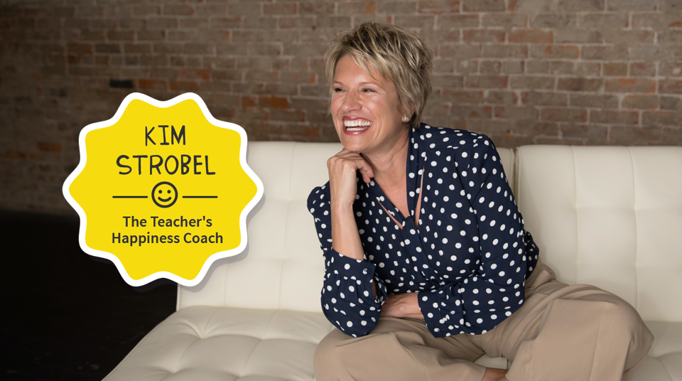 Workplace productivity and happiness with Kim Strobel