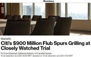 Risco operacional, quem nunca pagou US$ 900 milhões por engano?