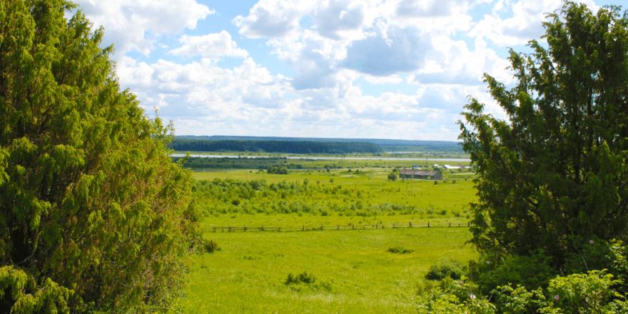Ильинский Посёлок Урал