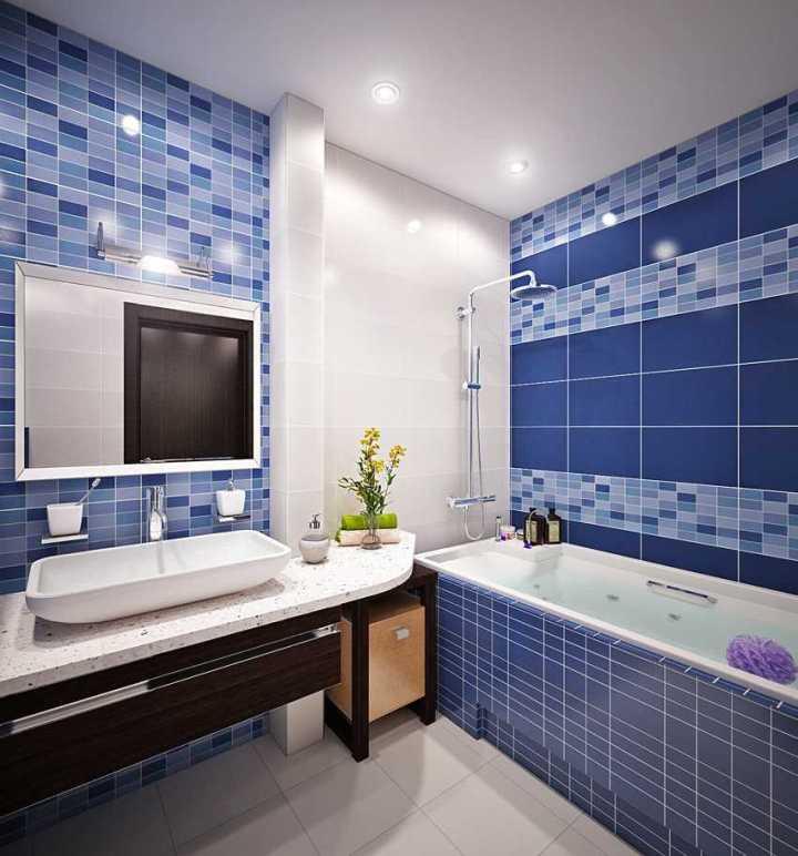 Ремонт ванны 6 кв м