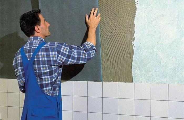 Подготовка к ремонту в ванной