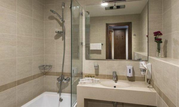 Ванная в минималистском стиле