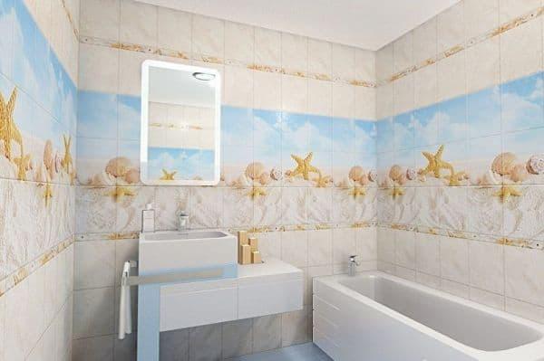 панели для ванной комнаты.