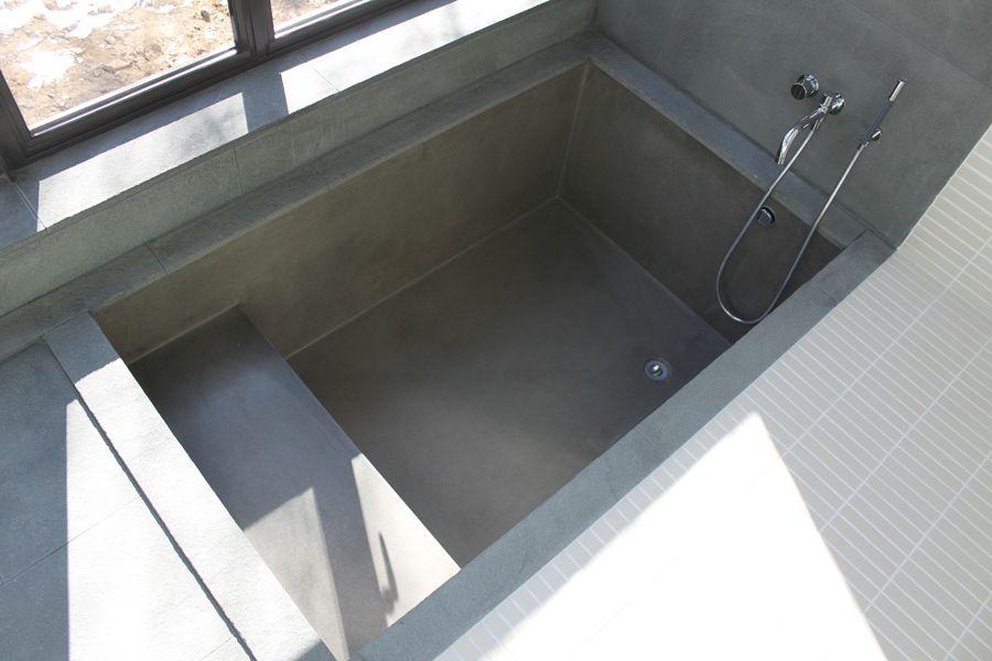 콘크리트 욕조