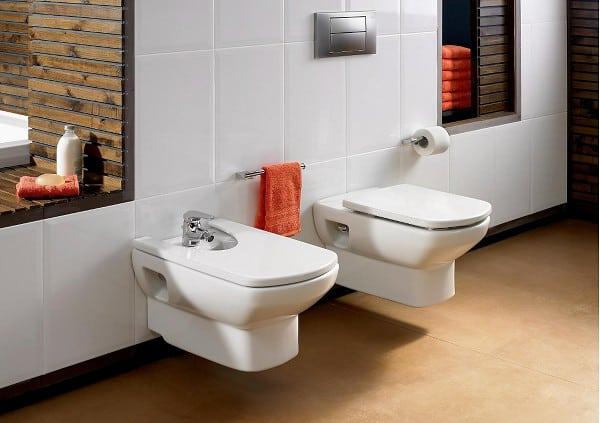 Инсталляции в интерьере ванных комнат