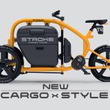 NEWCARGOSTYLE 新しいカーゴバイクの形