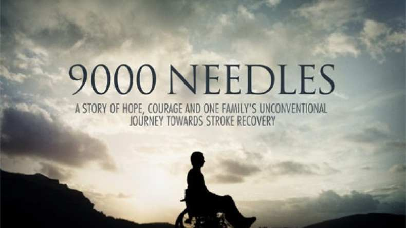 9000 needles - a story of stroke recovery