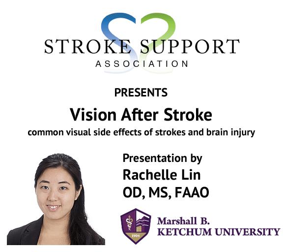 Presentation: Vision After Stroke - July 10 - Stroke ...