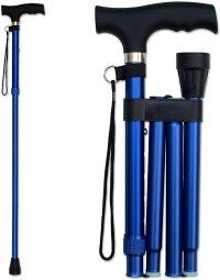 Product image of folding travel cane