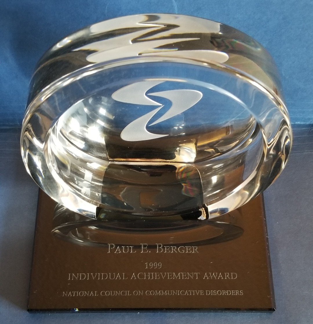 Image of Glass Kennedy Center Award