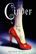 Cinder Book Coverby Casey Carlisle