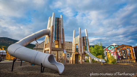 Carcross-Yukon-playground