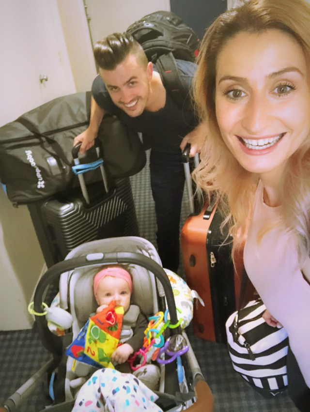 Traveling with Babies