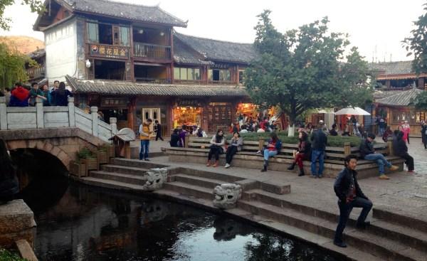 Lijiang idyllisch 2