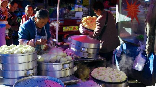 Lijiang Markt 4