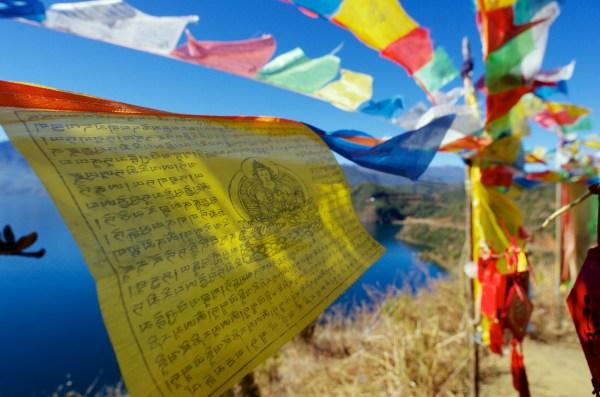 Kloster und Stupas 4