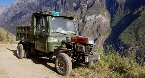 Tiger Leaping Gorge Auto