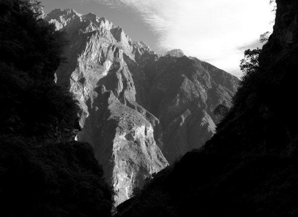 Tiger Leaping Gorge Zweiter Tag 3