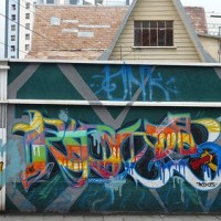 Street Art in Sopocachi
