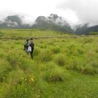 Trekking el Valle de Los Cóndores, Tarija