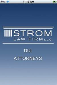 Strom Law Firm, LLC iPhone and Droid Apps
