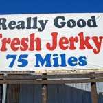 Beef Jerky Bandit