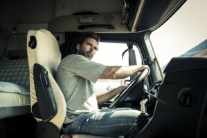 distracted driving truck accident
