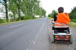 Motorized Wheelchair DUI