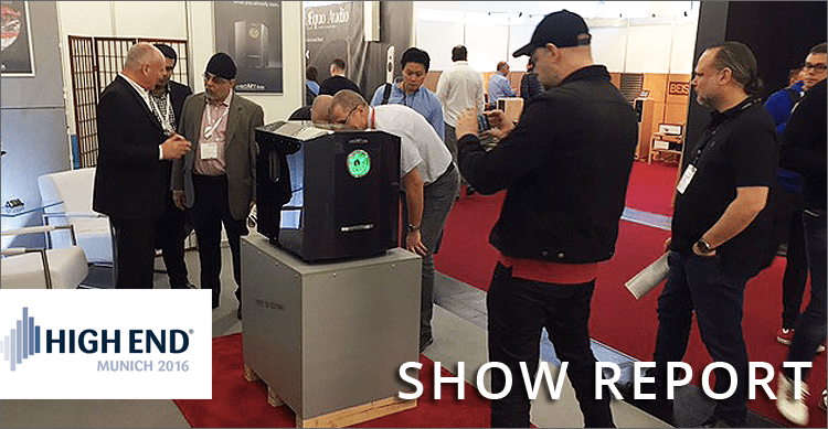 HIGH END 2016 Show Report