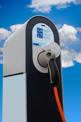 E-Tankstelle – Stromtankstellen als Ladestation für Elektrofahrzeuge