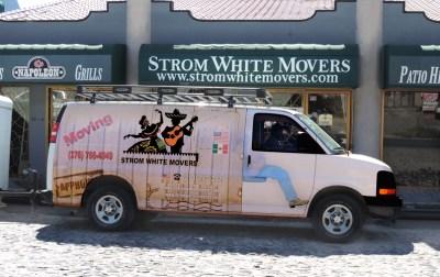 Standard Moving Van
