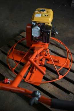 Power trowel Strong mesin Robin