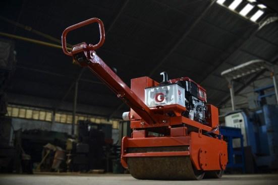 Baby roller starter elektrik mesin Yanmar