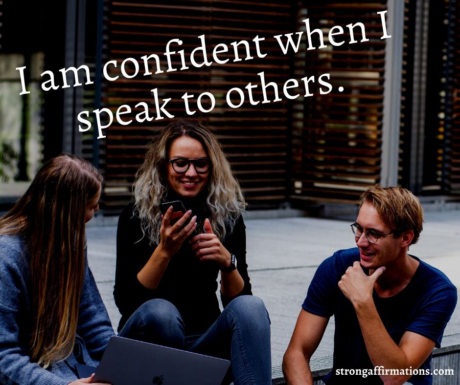 Communication affirmations (7)