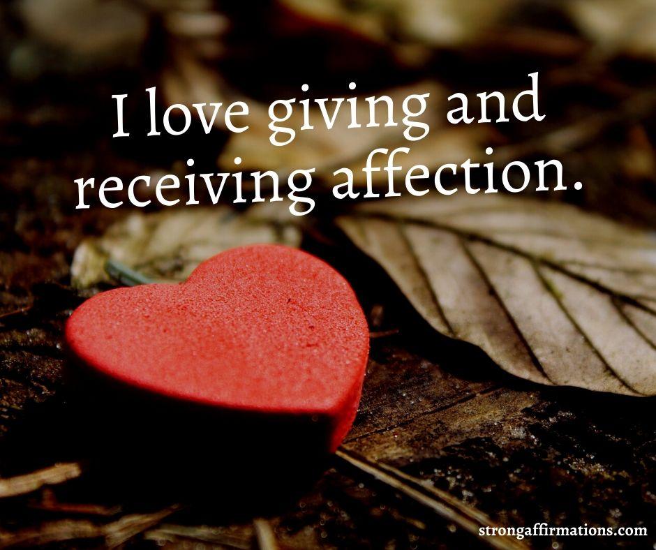 Love Affirmations (9)
