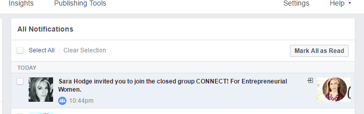 How to Link a Facebook Group to a Business Page - Strong and Worthy