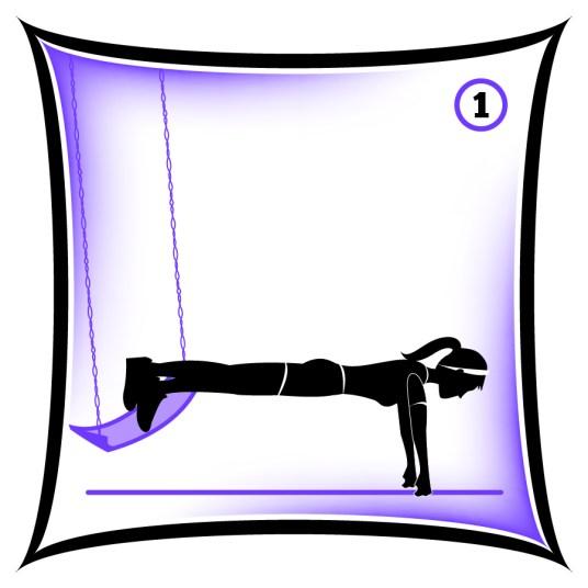 Circuit 2 Swing Plank 1