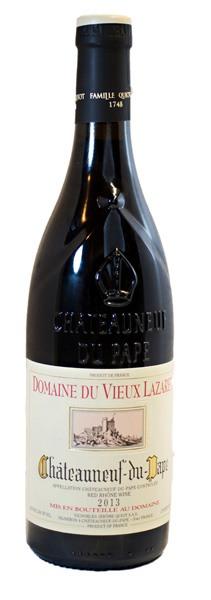Domaine du Vieux Lazaret Chateauneuf-du-Pape 2013