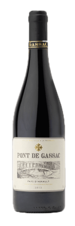Languedoc red wine