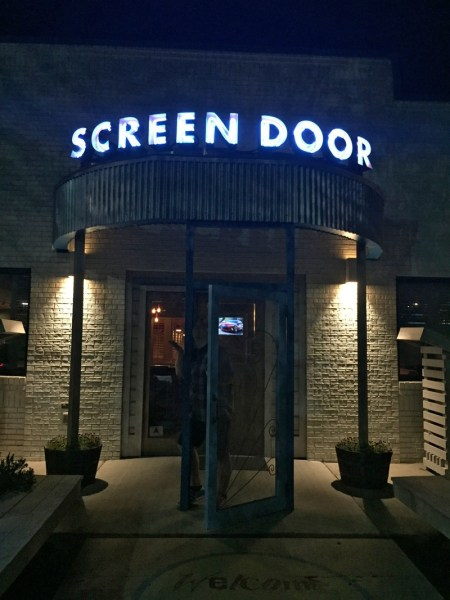 screen door james island