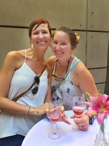 rosé wine event