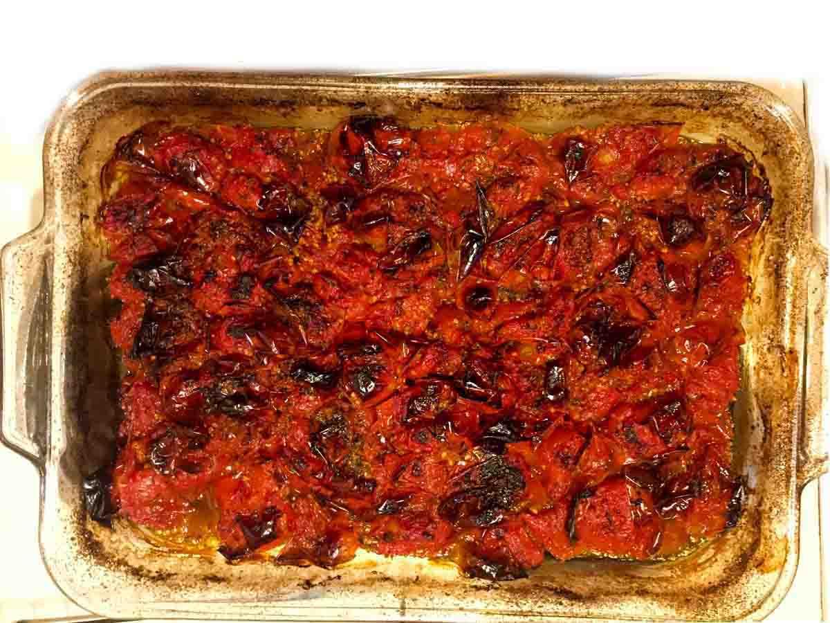 roasted tomato
