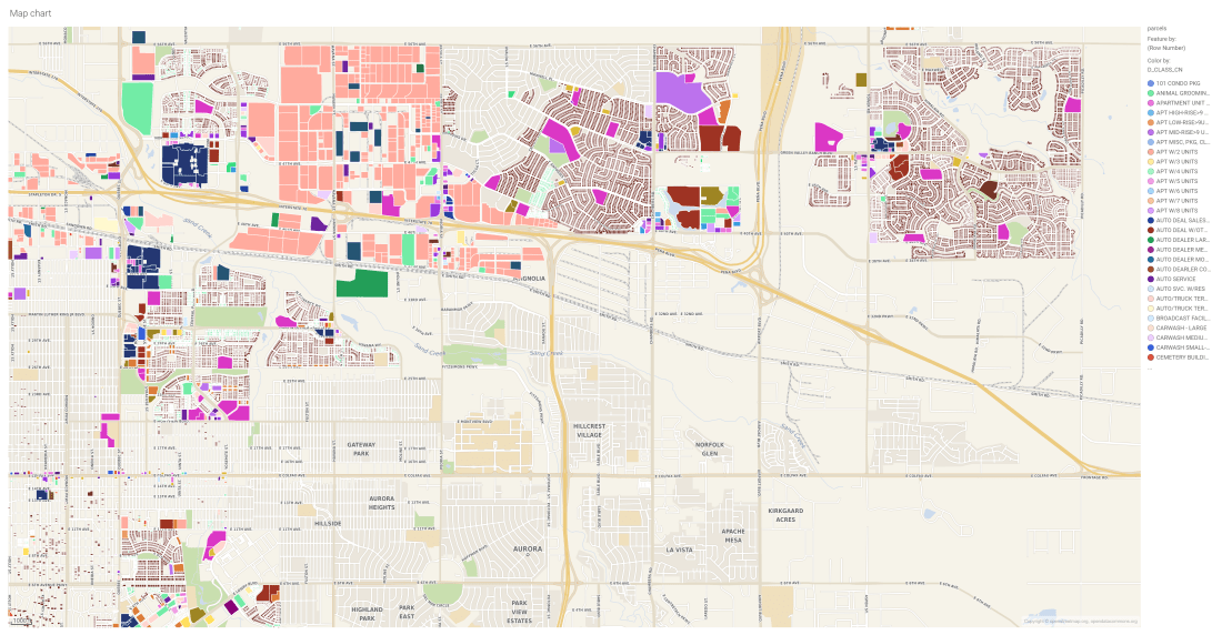 Impervious Area Since 1974 - East Denver.png