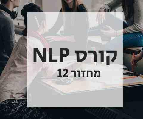 קורס NLP - נלפי