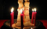 Cloth binding love spells to keep a relationship last forever