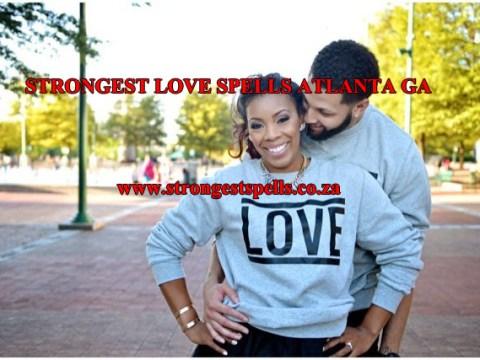 Strongest love spells Atlanta GA